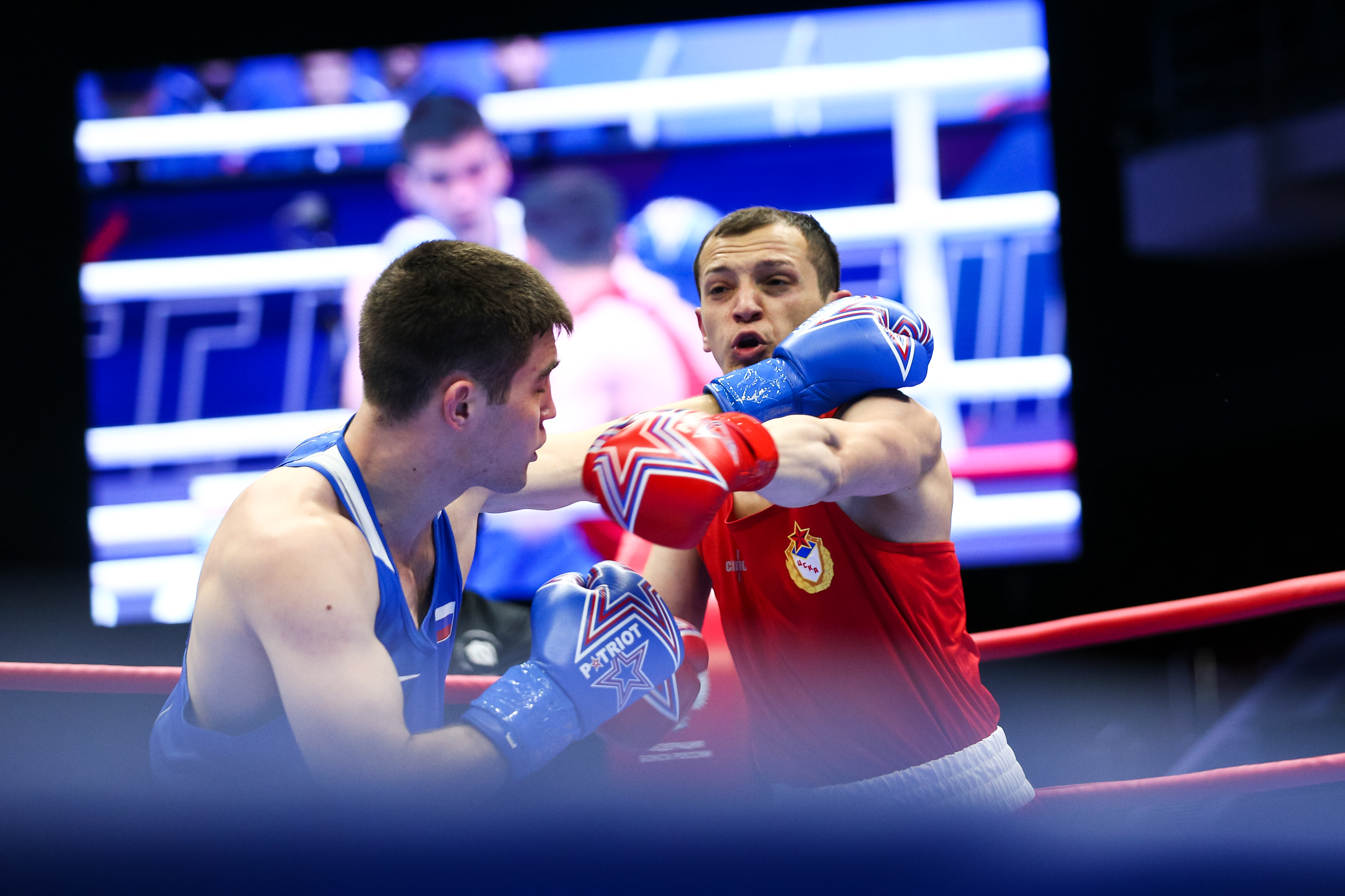 В Екатеринбурге стартовал командный Кубок России по боксу среди мужчин