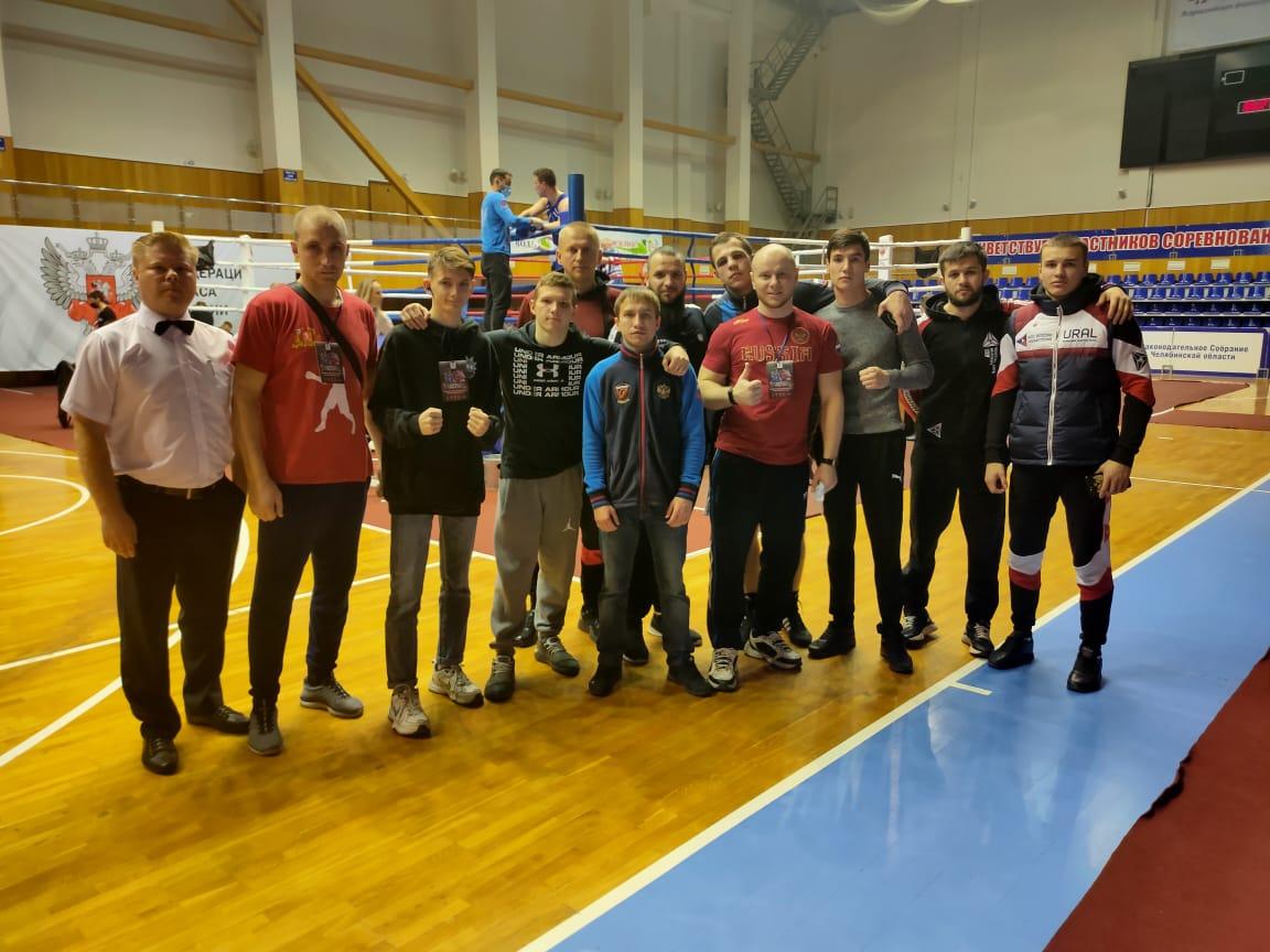Cостоялся финал Чемпиона УрФО среди мужчин 19-40 лет!
