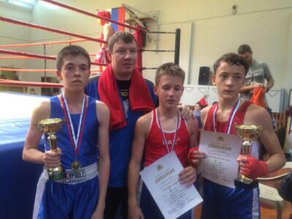 Сторожев Дмитрий Николаевич - новый главный тренер Свердловской областной федерации бокса