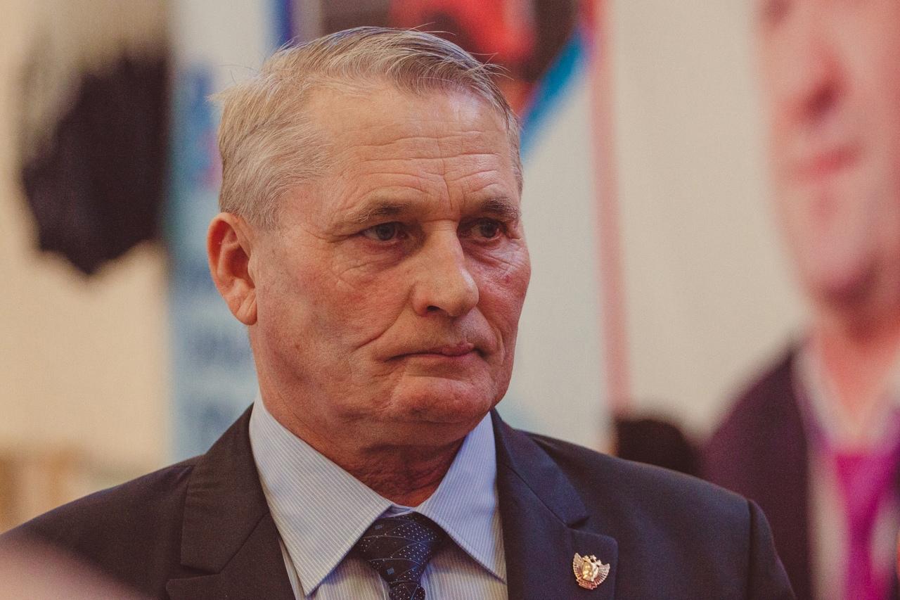 Звание «Заслуженный тренер России» впервые присвоено посмертно Николаеву А.Ф.
