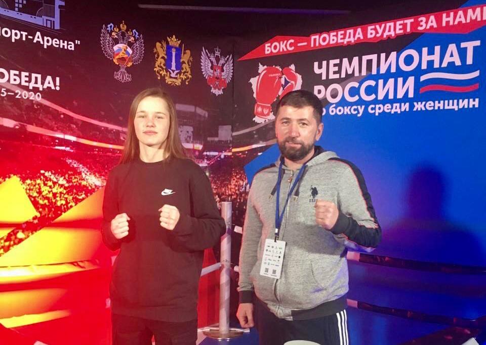 Ольга Пискунова одержала победу над Светланой Романовой