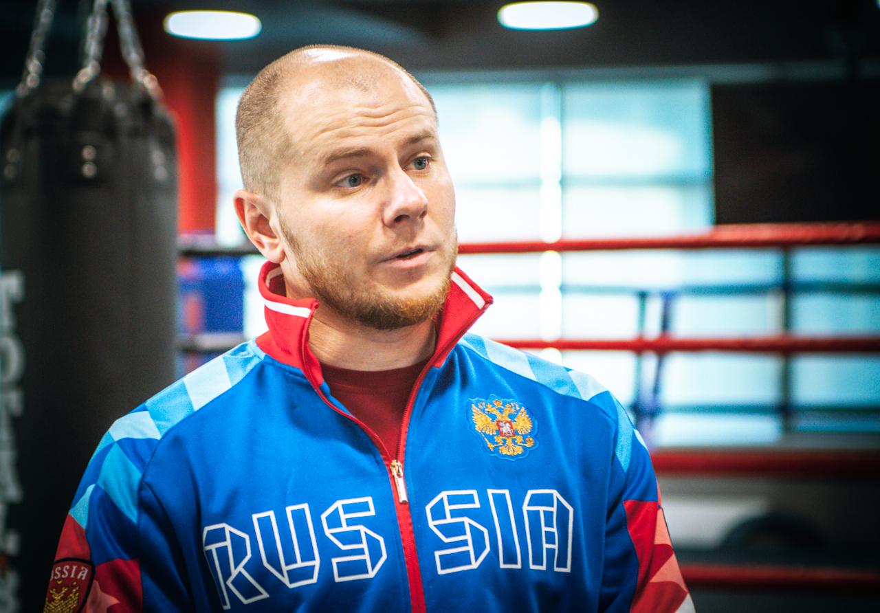 Поздравляем Сергея Фомина с днём рождения!