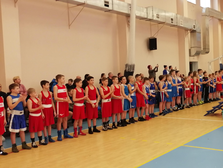 VII открытый городской турнир по боксу памяти Виктора Дубынина