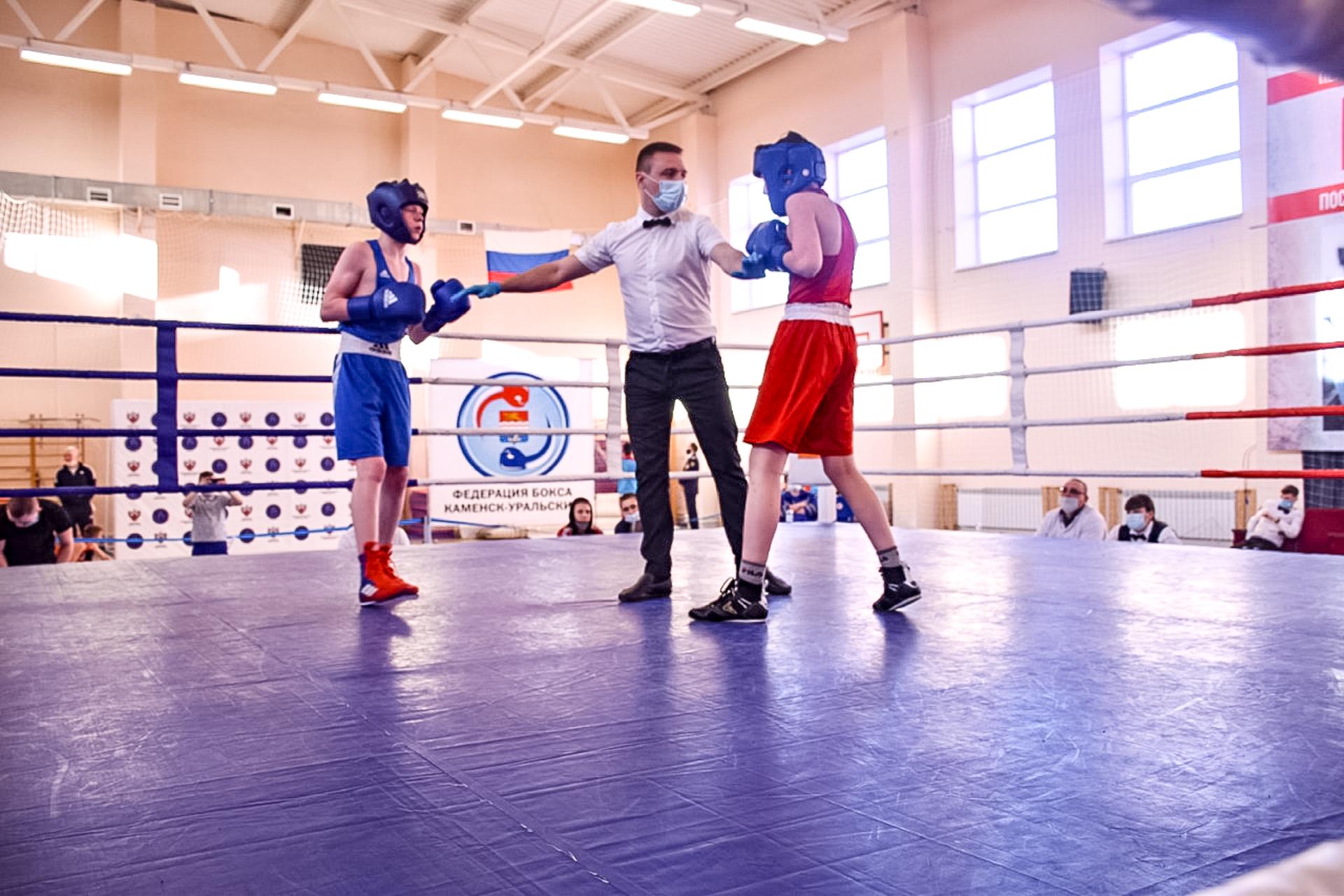 Первенство Свердловской области по боксу среди юношей 13-14 лет, им. В.П. Дубынина 2021