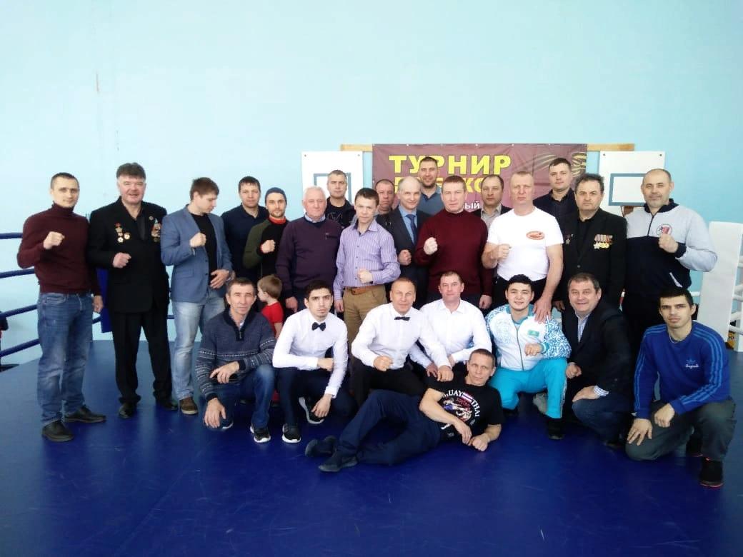 XVII Межрегиональное первенство ГО Верхняя Тура по боксу
