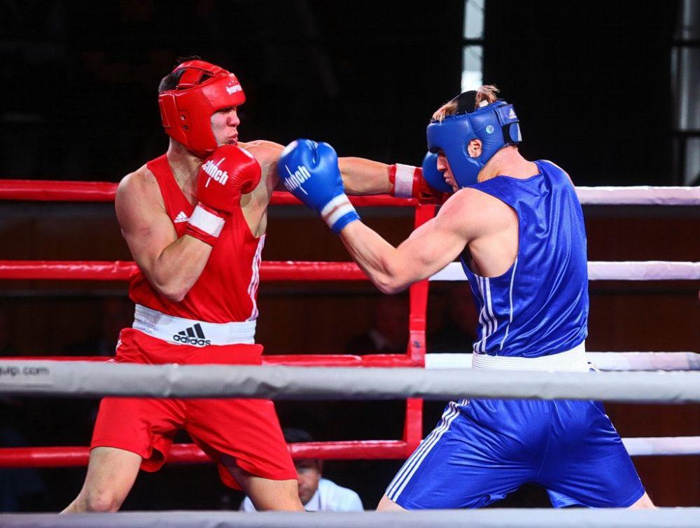 Первенство УФО по боксу среди юниоров 2003-2004 г.р. на призы ЗМС Александра Малетина и Евгения Макаренко2021